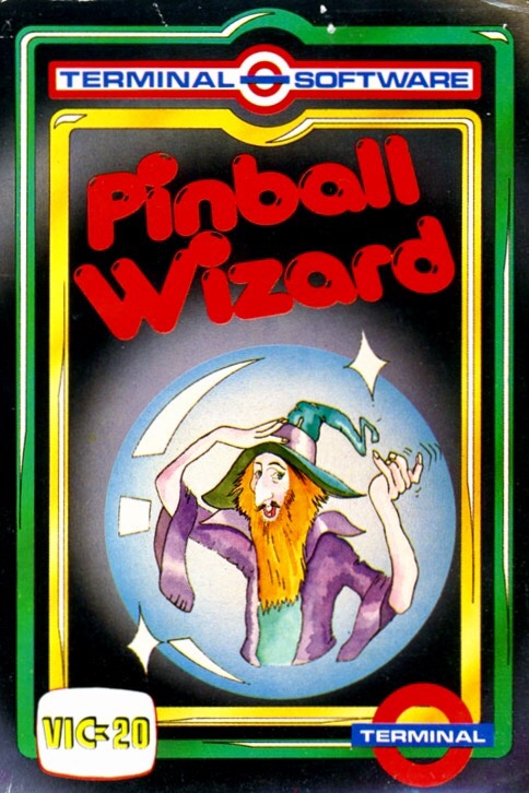 My Life With… Pinball Wizard – Commodore VIC-20