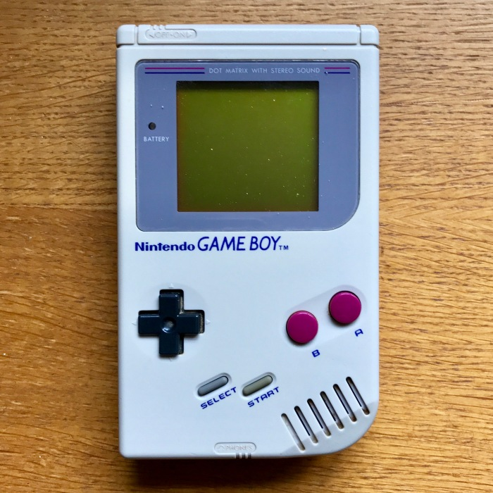 Bonus Post – RIP Game Boy (1990 – 2017)