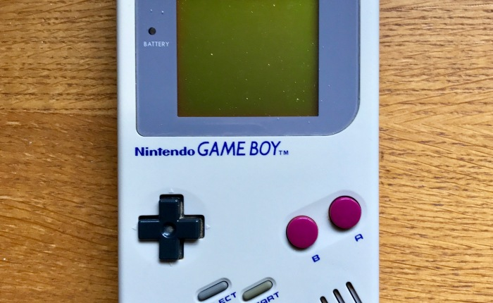RIP Day One Game Boy (1990 – 2017)