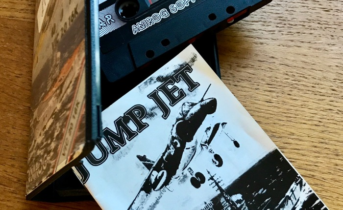 My Life With… Jump Jet – Commodore VIC-20