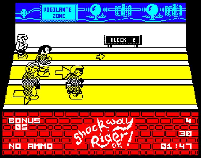 My Life With… Shockway Rider – ZX Spectrum