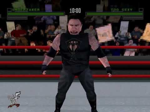 My Life With… WWF Attitude – PlayStation