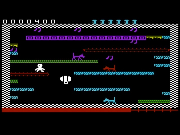 My Life With… The Perils of Willy – Commodore VIC-20