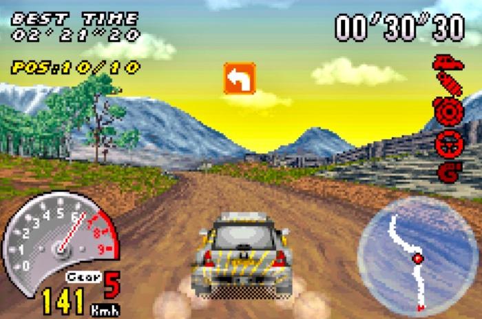 v-rally – Retro Arcadia