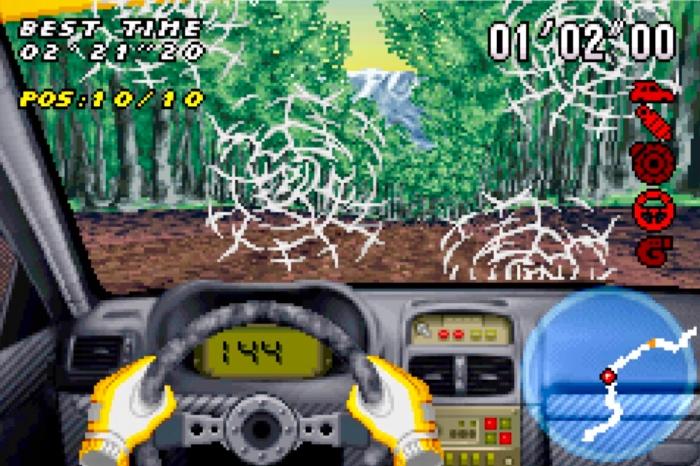 My Life With… V-Rally 3 – Game BoyAdvance