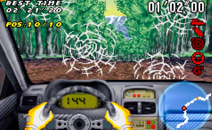 My Life With… V-Rally 3 – Game Boy Advance