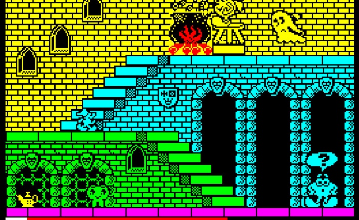 My Life With… Olli and Lissa: The Ghost of Shilmoore Castle – ZXSpectrum