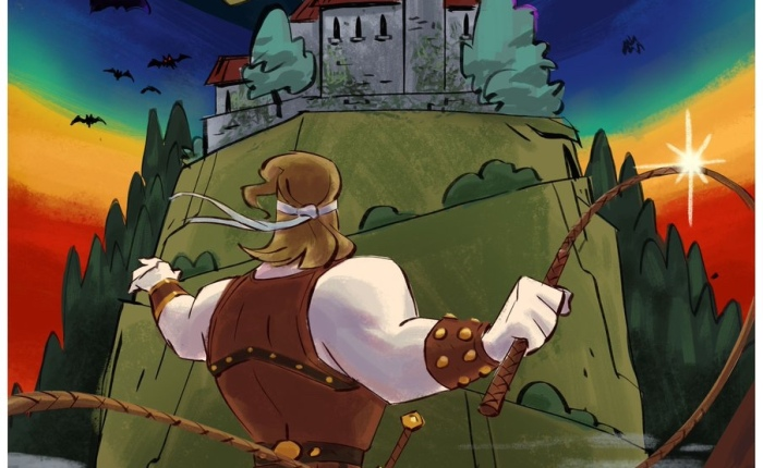 Bonus Post – Ducktales x Castlevania