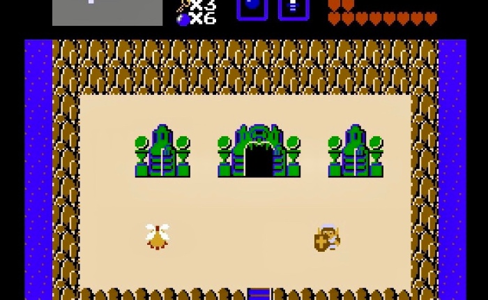 My Life With… The Legend of Zelda (NES / Switch)