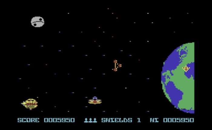 Follow Up: Deathstar Interceptor on Commodore 64
