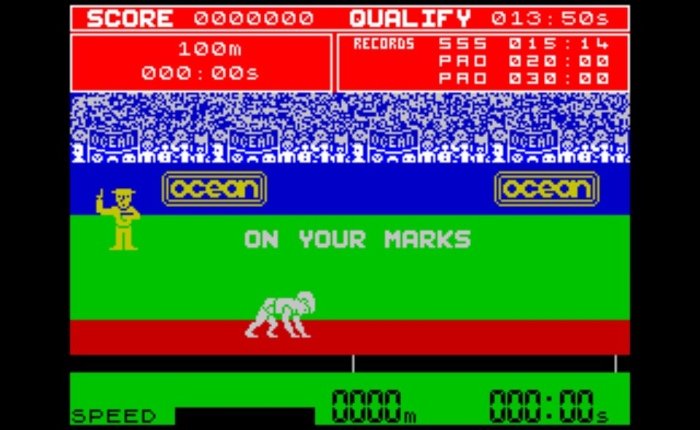 My Life With… Daley Thompson's Decathlon (ZX Spectrum)