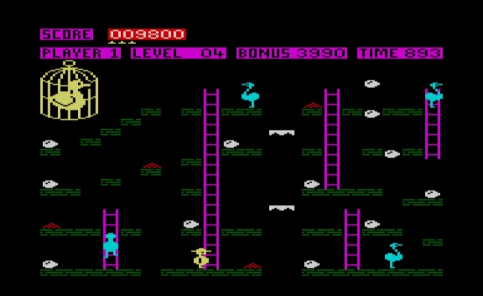 My Life With… Chuckie Egg (Amstrad CPC)