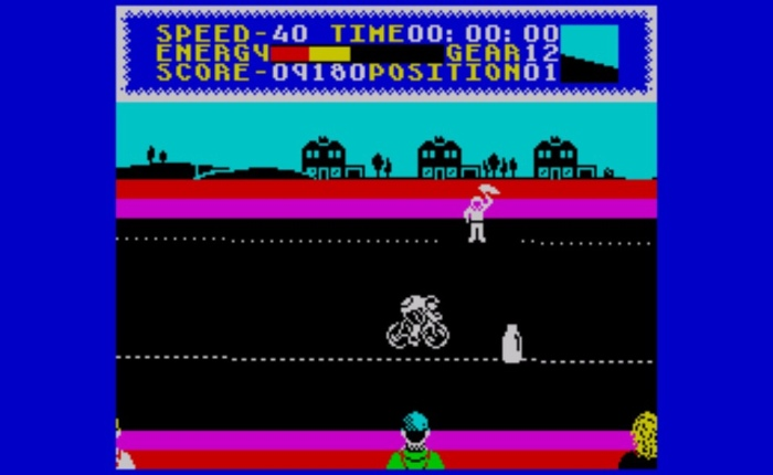 My Life With… Milk Race – ZX Spectrum