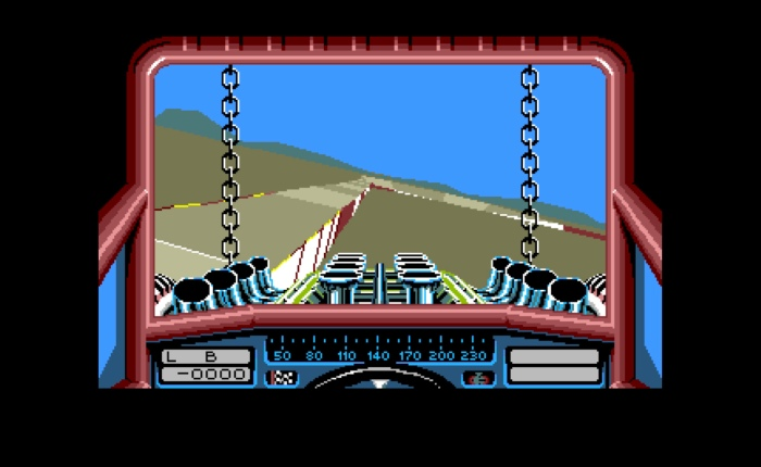 My Life With… Stunt Car Racer (Atari ST)