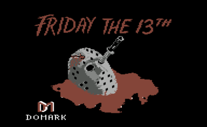 Discovering Friday the 13th on Commodore 64 & ZX Spectrum