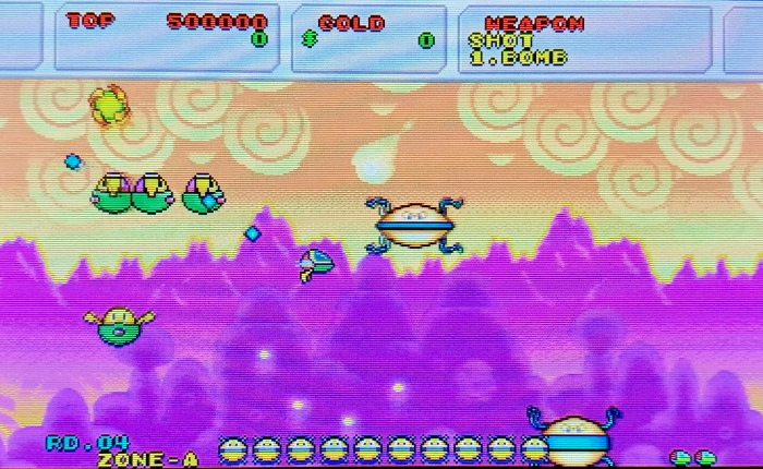 My Life With… Fantasy Zone II: The Tears of Opa-Opa (Nintendo3DS)