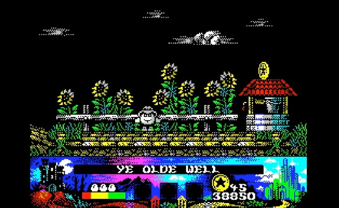 Game Review: Wonderful Dizzy (ZX Spectrum)