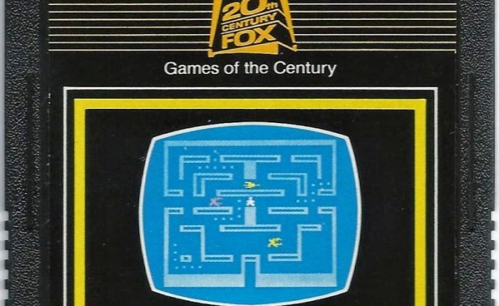 Discovering Alien on Atari 2600