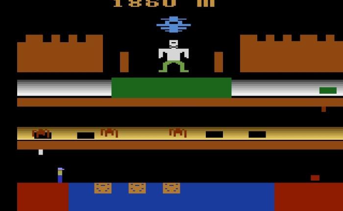 Discovering Frankenstein's Monster on Atari2600