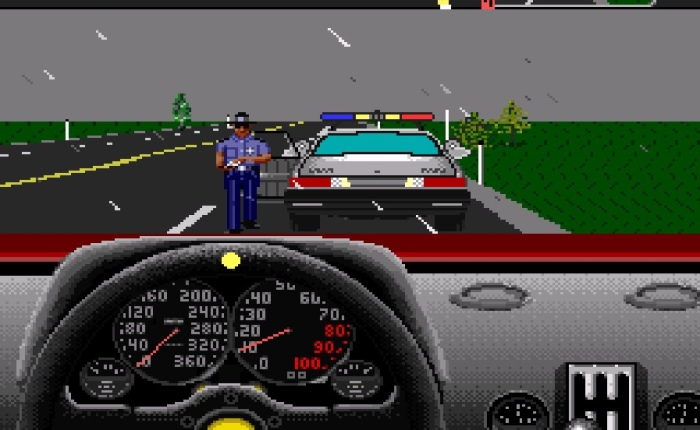 My Life With… Test Drive II: The Duel –SNES
