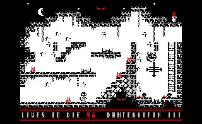 Game Review: Danterrifik III – ZXSpectrum