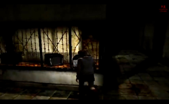 Discovering Silent Hill 3 on PlayStation2