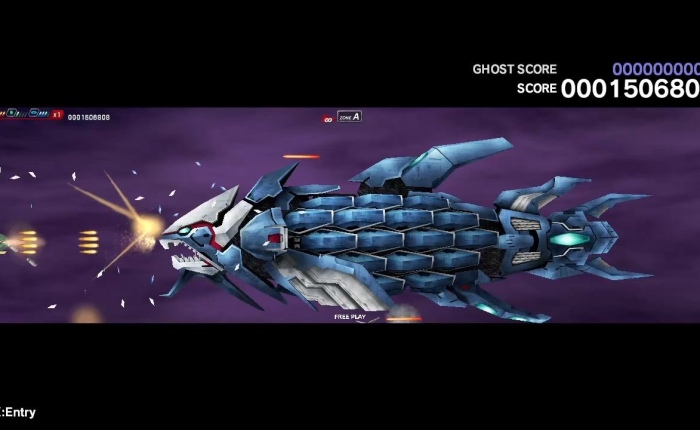 Game Review: DariusBurst Another Chronicle EX+ on NintendoSwitch