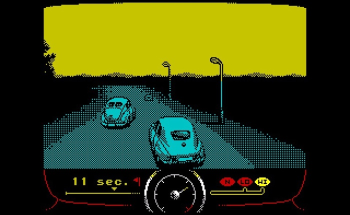 Game Review: Travel Through Time Vol. 1: Northern Lights – ZXSpectrum
